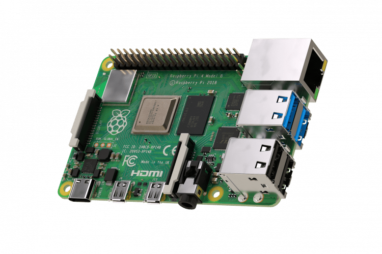 Raspberry Pi 4 B Board